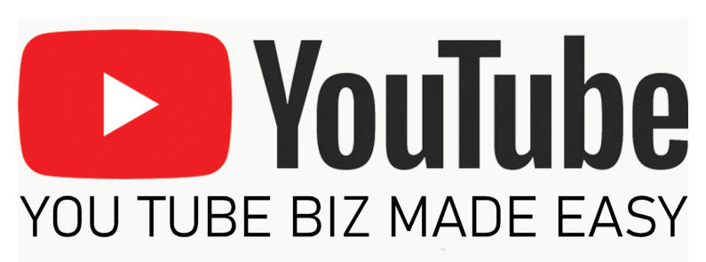 YouTube Biz Made Easy 30 Day Formula™ Digital Learning Experience